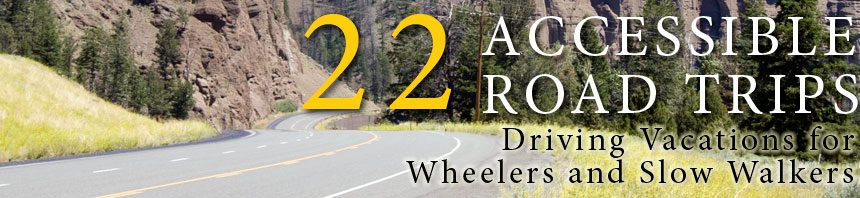 New Accessible Road Trip Book Opens up America to Everyone
