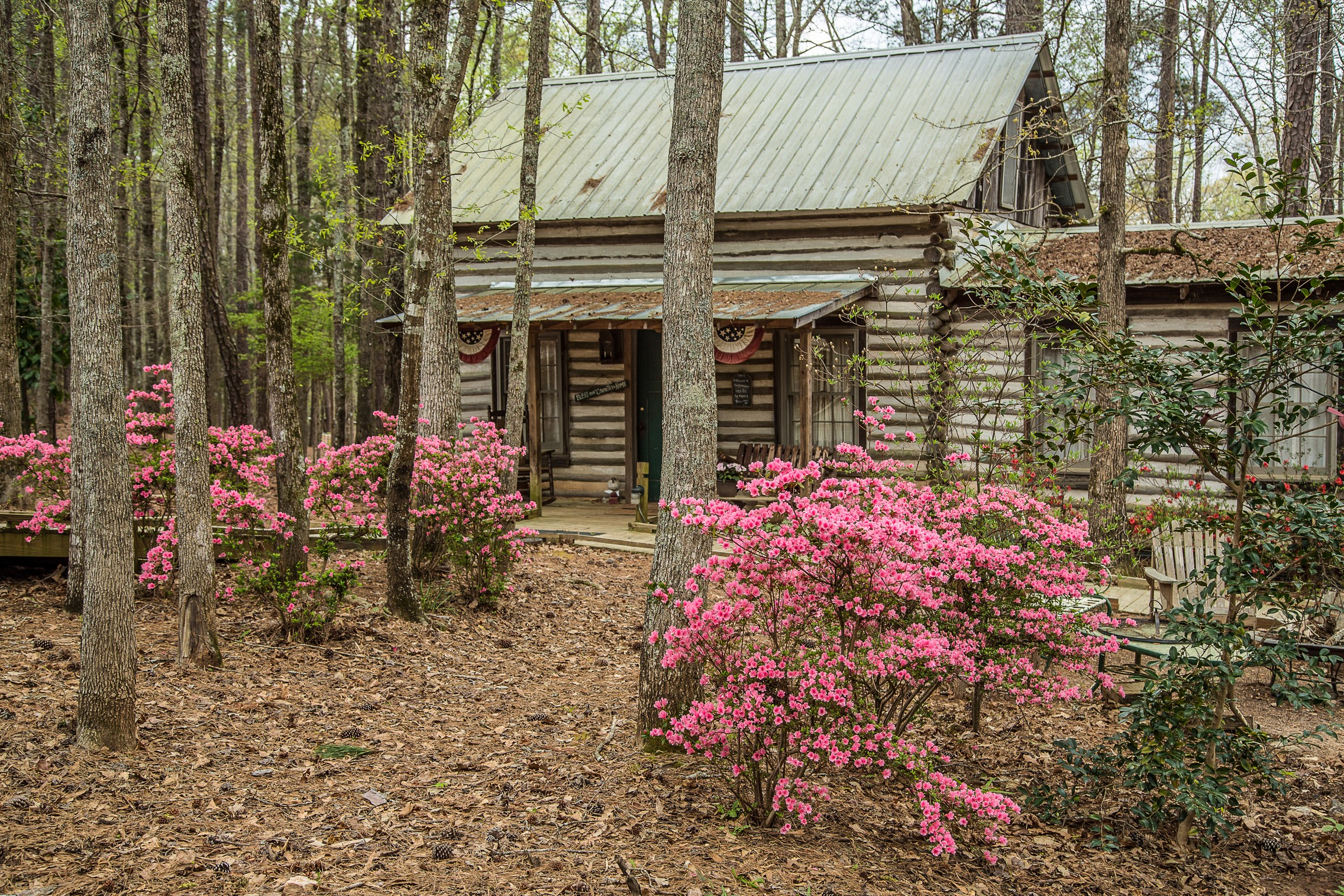 Stillmeadows Cabins in Georgia